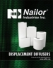 Nailor Displacement Diffusers